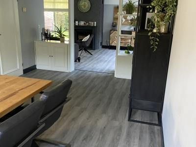 Mooie pvc vloer en tapijt mogen leggen bij Fam Ernsten